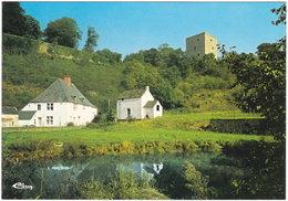Gf. BEAUMONT. Tour Salamande Et Vieux Moulin. 0488 - Beaumont