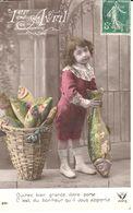 Thèmes - 1er Avril - Ouvrez Bien Grande Votre Porte - Enfant - 1er Avril - Poisson D'avril
