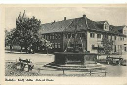 Allemagne Stadtilm   Adolf Hitler  Plata Mil Kirche - Germania
