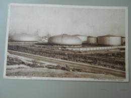 CURACAO NETH. W. INDIES OIL REFINERY STORAGE TANKS - Curaçao