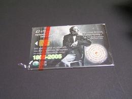 CYPRUS   CARDS CAT 201 LI 1 CHRISTIAN ANDERSEN TIR 300 Mint.. - Cyprus