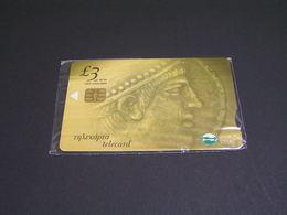 CYPRUS  COLLECTORS CARDS TIR 860/03  ART MUSEUMS Mint.. - Cyprus