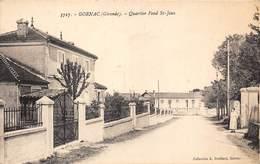 33-GORNAC- QUARTIER FOND SAINT-JEAN - France