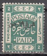 JORDAN    SCOTT NO 2B      MINT HINGED      YEAR  1920      PERF- 14X14 - Jordan