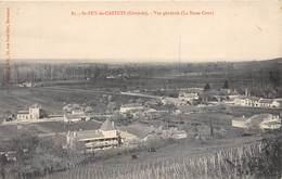 33-SAINT-PEY-DE-CASTETS- VUE GENERALE ( LA BASSE COUR ) - France