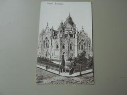 HONGRIE SZEGED ZSINAGOGA - Hungary