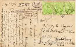 Australia > 1913 South Australia - Eudunda.stamps - Stamps - 1905 -1911 Adelaide Post Office - Queen Victoria - Covers & Documents