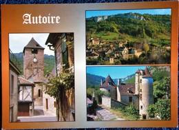 Autoire - Le Village . - France