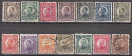YUGOSLAVIA     SCOTT NO 1-14       USED      YEAR  1921 - Used Stamps