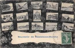 33-CASTETS-EN-DORTHE- SOUVENIR MULTIVUES - France
