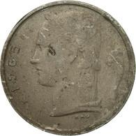 Monnaie, Belgique, Franc, 1965, TB, Copper-nickel, KM:142.1 - 1951-1993: Baudouin I