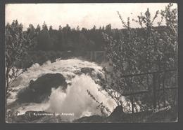 Rykenefossen (pr. Arendal) - Photo Card - 1952 - Noorwegen
