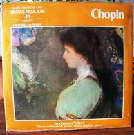 33 TOURS N°34 VINYLE GRANDS MUSICIENS 1 LIVRE + 1 DISQUE 1990 ! NEUF CHOPIN SOUS FILM NOCTURNES VALS - SITE Serbon63 - Classical