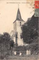 33-PUYBARBAN- CLOCHER DE L'EGLISE - France