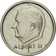 Monnaie, Belgique, Albert II, Franc, 1994, Bruxelles, TB, Nickel Plated Iron - 1993-...: Albert II
