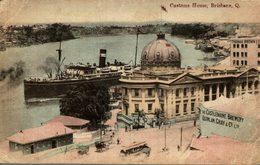 CUSTOMS HOUSE, BRISBANE, Q. - AUSTRALIA - Sin Clasificación