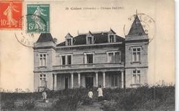 33-CREON- CHATEAU BAUDUC - France