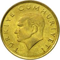 Monnaie, Turquie, 500 Lira, 1991, TB+, Aluminum-Bronze, KM:989 - Turquie