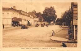 33-BELIN- PLACE DE LA MAIRIE - France