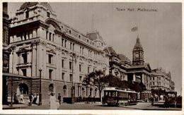 TOWN HALL, MELBOURNE - AUSTRALIA - Australia