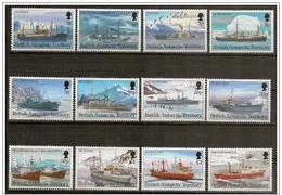 Antartico Britannico/Antarctique Britannique/British Antarctic: Navi Antartiche, Ships Antarctic, Navires Antarctiq - Navi Polari E Rompighiaccio