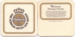 #D217-102 Viltje Warsteiner - Bierviltjes