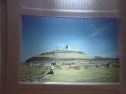 Ancienne Diapositive ESPAGNE Diapo Slide SPAIN Vintage Annees 60 - 70's Monticule Femme - Diapositives (slides)