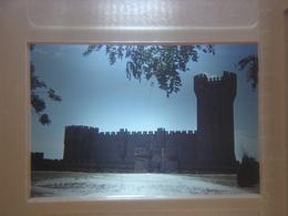 Ancienne Diapositive ESPAGNE Diapo Slide SPAIN Vintage Annees 60 - 70's Chateau De Pres - Diapositives (slides)