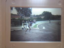 Ancienne Diapositive ESPAGNE Diapo Slide SPAIN Vintage Annees 60 - 70's Athletisme - Diapositives (slides)