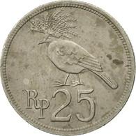 Monnaie, Indonésie, 25 Rupiah, 1971, TB+, Copper-nickel, KM:34 - Indonésie