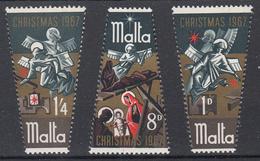 MALTA - Michel - 1967 - Nr 364/66 - MNH** - Malte