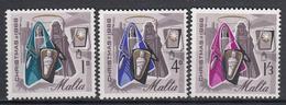 MALTA - Michel - 1966 - Nr 347/49 - MNH** - Malte
