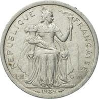 Monnaie, Nouvelle-Calédonie, Franc, 1985, Paris, TB+, Aluminium, KM:10 - New Caledonia