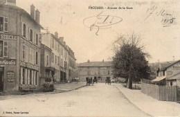 54 FROUARD  Avenue De La Gare - Frouard