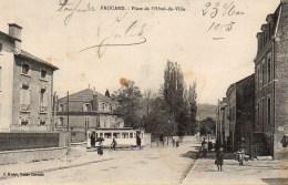 54 FROUARD  Place De L-Hôtel De Ville - Frouard