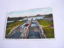 America - Miraflores Locks Panama Canal - Panama