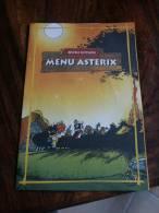 ASTERIX MENU BISTRO ROMAIN - Astérix