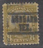 USA Precancel Vorausentwertung Preo, Locals Texas, Hubbard 640-549 - Vereinigte Staaten
