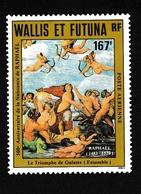 Wallis Et Futuna1983XNus Féminins - Peinture - Raphael - Art OrientalY&TPA129 - PA304 - Ungebraucht