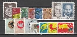 LIECHTENSTEIN  Us  1969   ANNATA  COMPLETA   Vedi  Foto ! - Liechtenstein