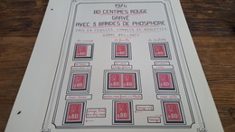 LOT 409708 TIMBRE DE FRANCE  NEUF**  LUXE BLOC - Sammlungen