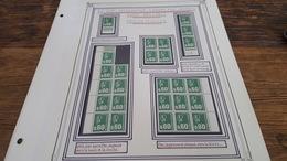 LOT 409711 TIMBRE DE FRANCE  NEUF**  LUXE BLOC - Sammlungen