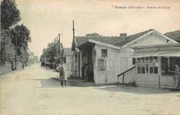 33-CAZAUX- AVENUE DU CAMP - France