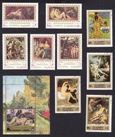FujeiraONus Féminins - Peinture - Gauguin -Boucher - Titien - Veronese - Fudschaira