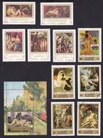 FujeiraONus Féminins - Peinture - Gauguin -Boucher - Titien - Veronese - Fujeira