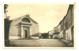 30 AIGUES VIVES TEMPLE RELIGION PROTESTANTISME GARD - Aigues-Vives