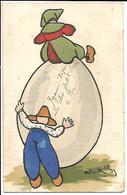 Will. 1903. Joyeuses Paques - Autres Illustrateurs
