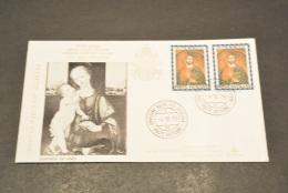 JP2270- KimCover - 1978- Joannes Paulus PP II - PW30 - Historic Documents Of Vatican City - Leonardo Da Vinci - Papas