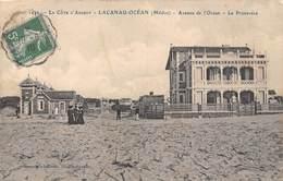 33-LACANAU-OCEAN- AVENUE DE L'OCEAN, LA PRIMAVERA - France