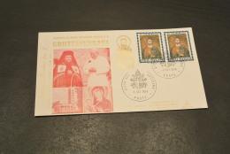 JP2312- KimCover - 1979- Joannes Paulus PP II - PW72- Historic Documents Of Vatican City - Grottaferrata - Pausen